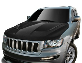 Jeep Grand Cherokee Evolva Carbon Fiber Hood