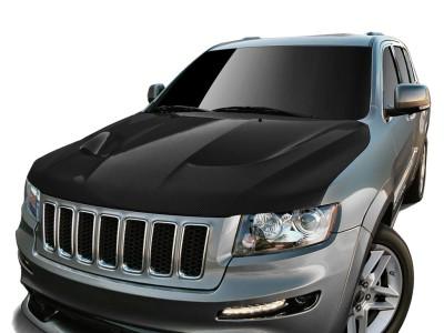 Jeep Grand Cherokee Evolva Carbon Fiber Hood