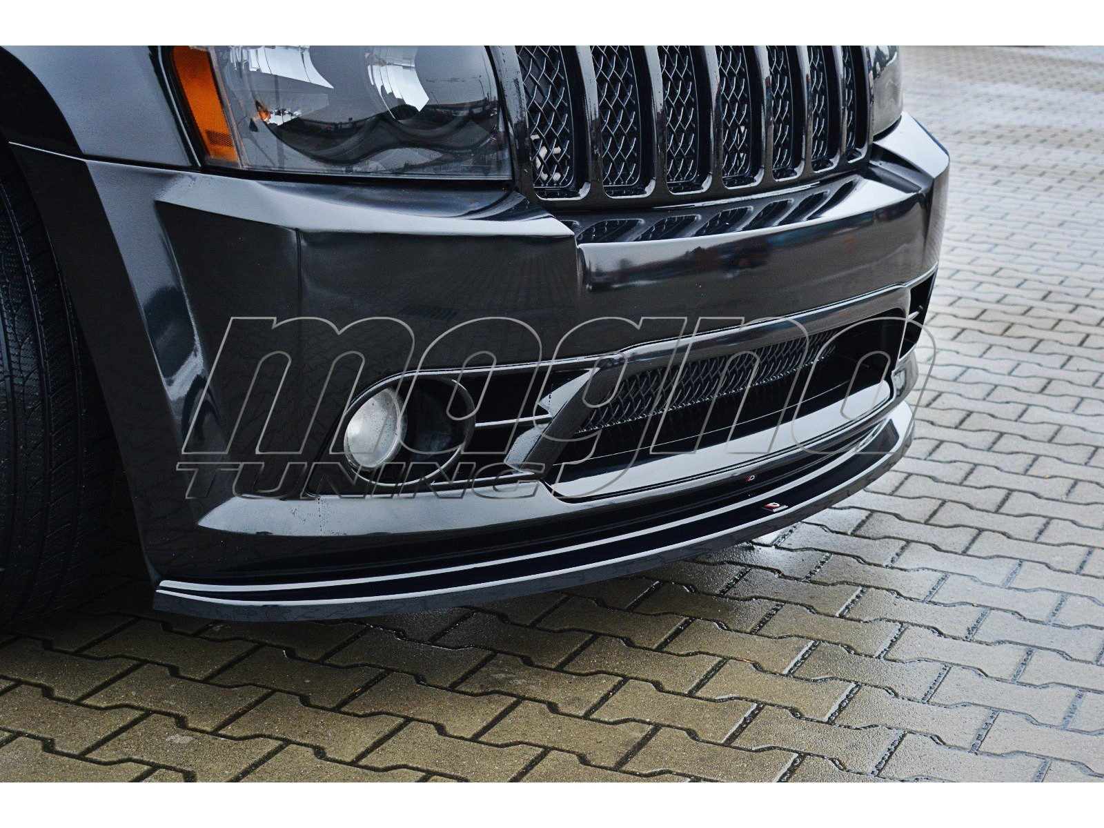 Jeep Grand Cherokee WK SRT8 MX Front Bumper Extension