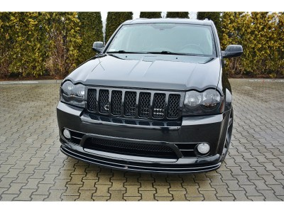 Jeep Grand Cherokee WK SRT8 MX Front Bumper Extension