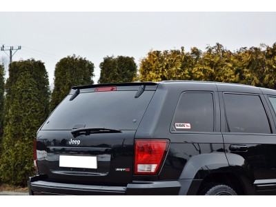 Jeep Grand Cherokee WK SRT8 MX Rear Wing Extension