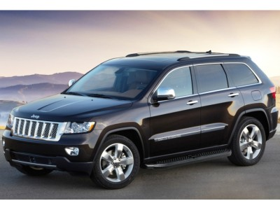 Jeep Grand Cherokee WK2 Atos-B Running Boards