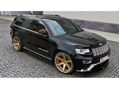 Jeep Grand Cherokee WK2 MX Body Kit