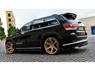 Jeep Grand Cherokee WK2 MX Rear Bumper Extension