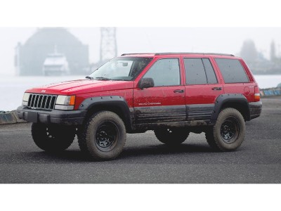 Jeep Grand Cherokee ZJ SX Wheel Arch Extensions