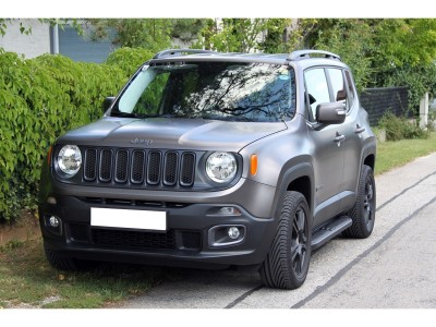 Jeep Renegade BU Atos-B Running Boards