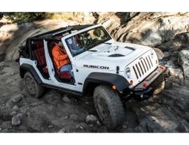 Jeep Wrangler JK 10th-Anniversary Hood