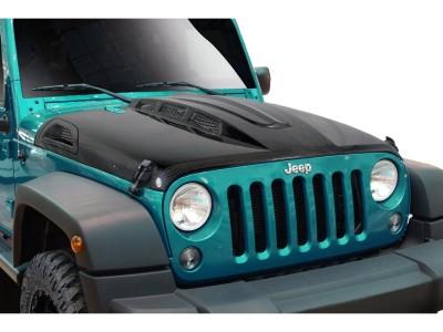 Jeep Wrangler JK Capota Android Fibra De Carbon