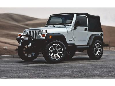 Jeep Wrangler TJ SX Radlaufverbreiterungssatz