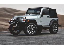 Jeep Wrangler TJ SX Wheel Arch Extensions