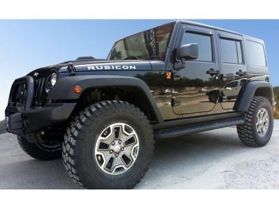 Jeep Wrangler TJ Unlimited Helios-B Trittbretter