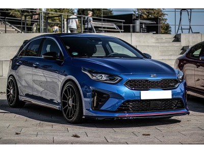 Kia Ceed / Proceed CD GT Genesis Front Bumper Extension