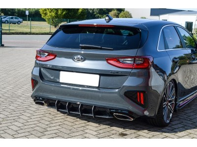 Kia Ceed CD GT Invido Rear Bumper Extension