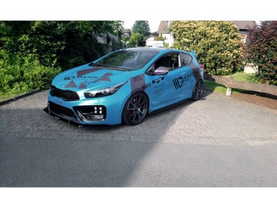 Kia Ceed MK2 GT Body Kit Racer