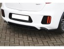 Kia Ceed MK2 GT Intenso Rear Bumper Extension