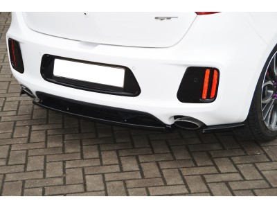 Kia Ceed MK2 GT Intenso Rear Bumper Extension
