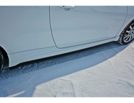Kia Ceed MK2 GT MX Side Skirt Extensions