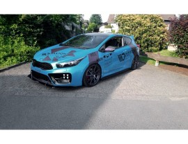 Kia Ceed MK2 GT Racer Body Kit
