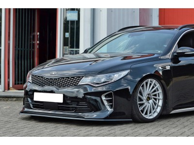 Kia Optima JF Intenso Front Bumper Extension