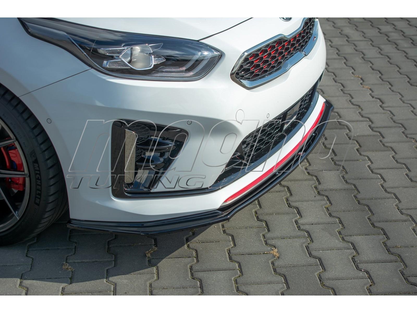 Kia Pro Ceed CD GT MX3 Front Bumper Extension