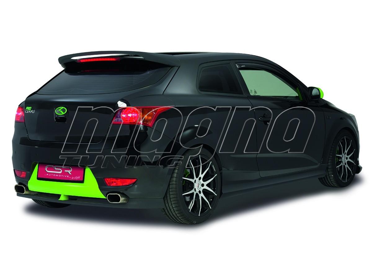 Kia Pro Ceed Crono Rear Bumper Extension