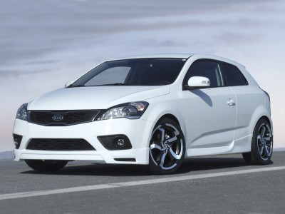 Kia Pro Ceed ED Facelift Genesys Front Bumper Extension