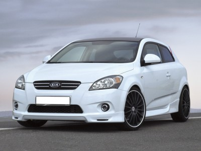 Kia Pro Ceed ED Genesys Front Bumper Extension