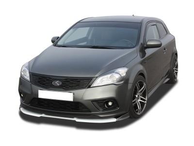 Kia Pro Ceed Facelift VX Front Bumper Extension