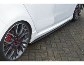 Kia Pro Ceed MK2 GT Intenso Side Skirt Extensions