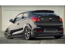 Kia Pro Ceed S Coupe Vantage Rear Bumper Extension