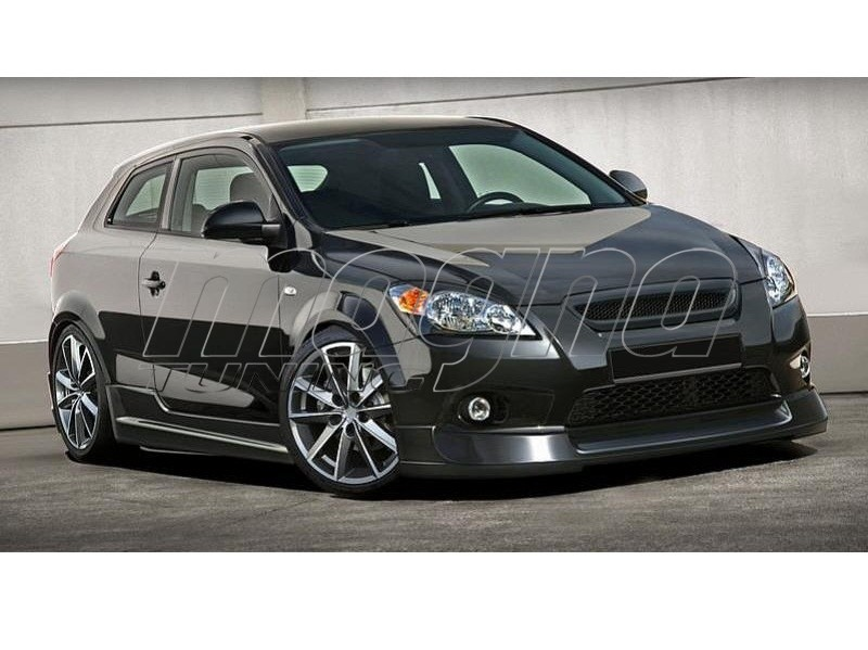 Kia Pro Ceed S Vantage Front Bumper Extension