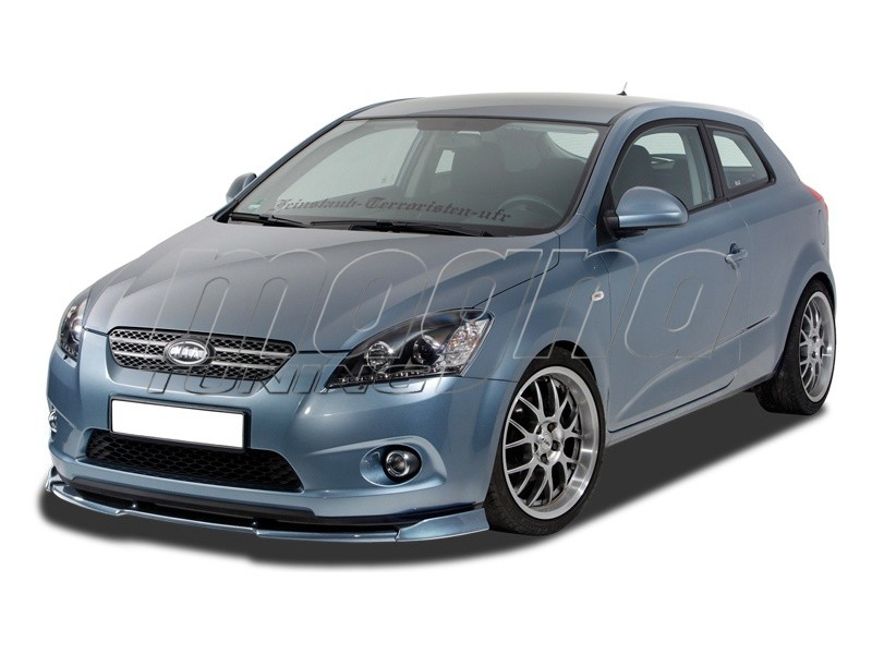 Kia Pro Ceed Verus-X Front Bumper Extension