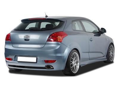 Kia Pro Ceed Verus-X Rear Bumper Extension