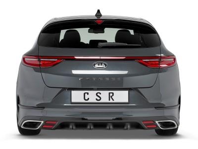 Kia Proceed CD CX2 Rear Wing Extension