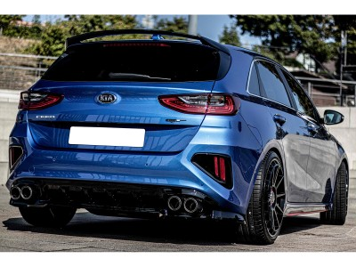 Kia Proceed CD GT Genesis Rear Bumper Extension