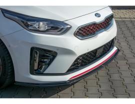 Kia Proceed CD GT MX Front Bumper Extension