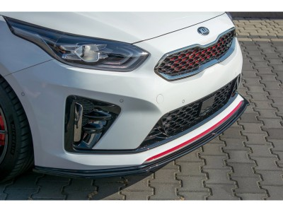Kia Proceed CD GT MX Front Bumper Extension