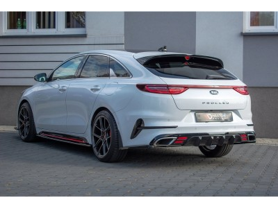 Kia Proceed CD GT MX Rear Bumper Extension