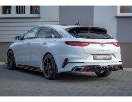 Kia Proceed CD GT MX Side Skirt Extensions