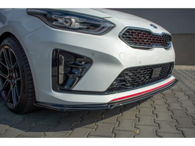 Kia Proceed CD GT MX2 Front Bumper Extension