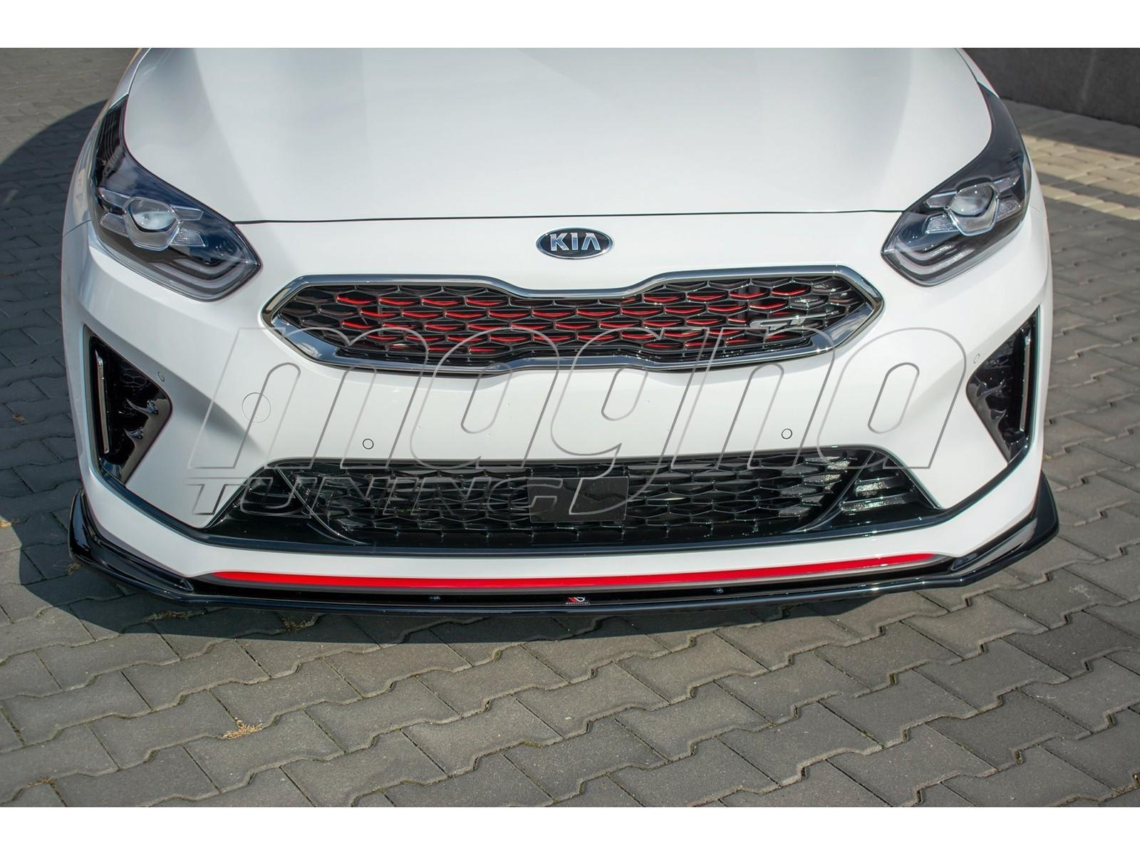 Kia Proceed CD GT MX3 Front Bumper Extension