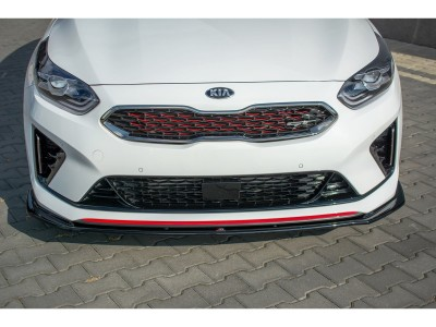 Kia Proceed CD GT MX3 Front Bumper Extension