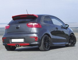 Kia Rio UB Facelift G2 Rear Bumper Extension