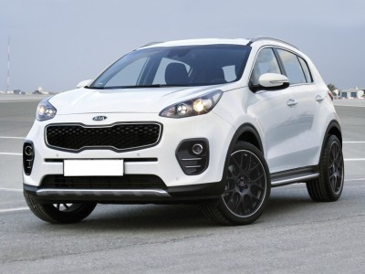 Kia Sportage QL Body Kit Genesis