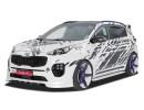 Kia Sportage QL CX Body Kit