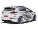 Kia Sportage QL CX Rear Bumper Extension