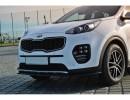 Kia Sportage QL MX Front Bumper Extension