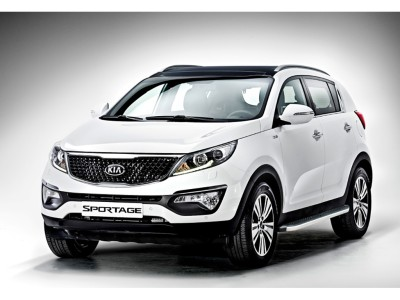 Kia Sportage SL Atos Running Boards