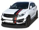 Kia Sportage SL Extensie Bara Fata Verus-X