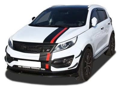 Kia Sportage SL Verus-X Elso Lokharito Toldat